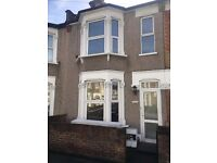 four bedrooms and the loft conversion with a modern tiled fully , all bedrooms are very spacious