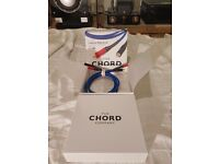 Chord Cadenza Reference interconnect brand new