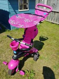 Smartikes Pink Tricycle