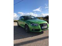 Audi A3 S Line Special Edition 2L Diesel