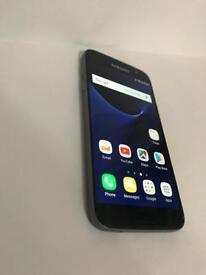Samsung s7 unlocked 32gb black