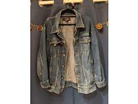 Denim Jacket (FUBU Size Medium)