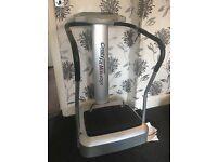 Massage vibrating plate machine - Crazy fit massage