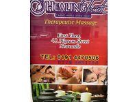 Healing Touch Massage