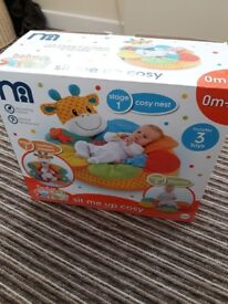 Mothercare Sit-Me-Up Cosy brand new mint condition never been usrd