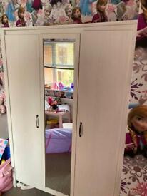 IKEA Triple Wardrobe