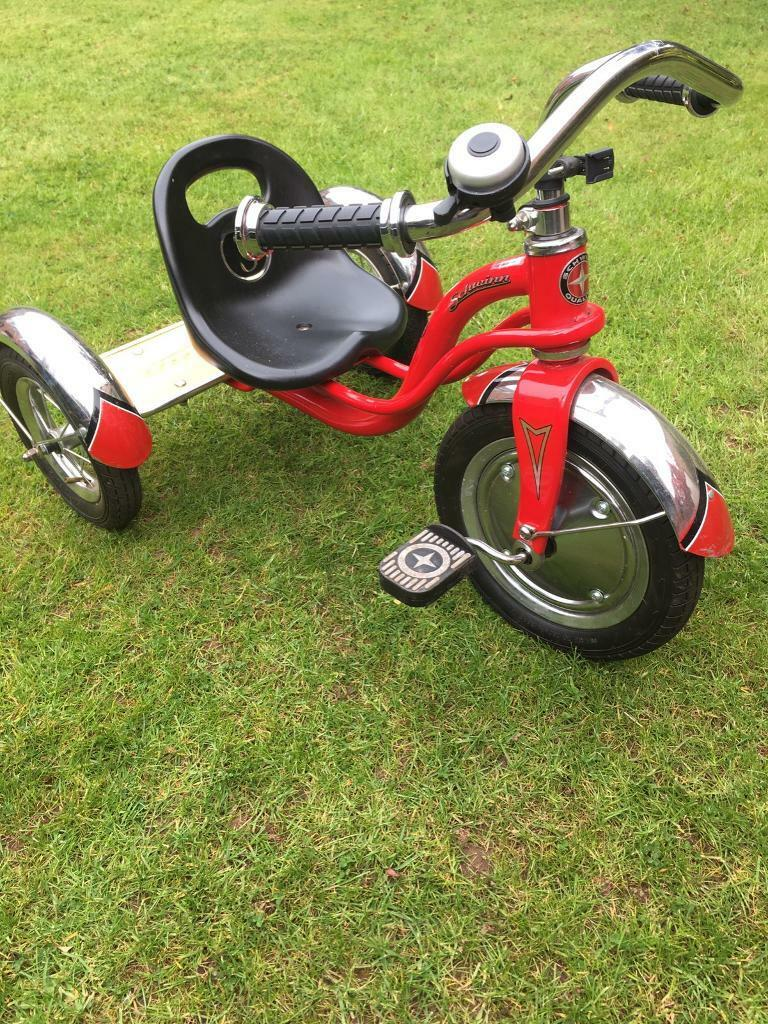 Schwinn Roadster trikein Tamworth, StaffordshireGumtree - Childs trike made by Schwinn Retro look Balance board on back for passenger! All in good working order Few scrapes and knocks as to be expected as its a kids bike! open to sensible offers No time wasters please