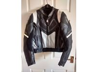 Richa Leather Bike Jacket