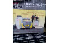 EARLEX PAINT SPRAY STATION, 3900, BRAND NEW IN BOX, EXCELLENT CONDITION, £35 ONO