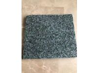 Fibre bonded carpet heavy duty