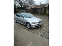 BMW316 Compact-reliable car very good conditions, no jobs needed,tax feb,mot Aug 2017