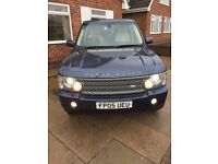 2006 face lift rangerover td6 vogue only 59000 miles full history 1 previous owner