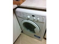 Indesit Eco Time IWDD6105B 6Kg / 5Kg Washer Dryer with 1000
