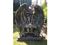 Halloween prop headstone