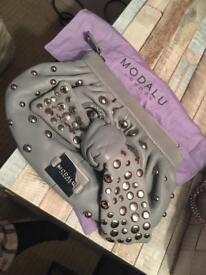 Modalu London clutch bag / make up bag. Brand new