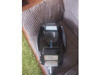 Isofix maxicosi car seat base
