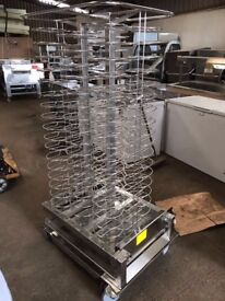 RATIONAL OVEN RACKING 100 PLATE SERVE
