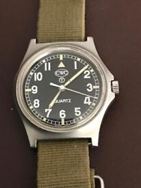 CWC W10 Gulf war veterans watch
