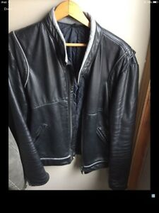 Taurus leather jacketfor barter/trade