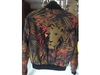 Limited Edition Versus Versace Bomber Jacket