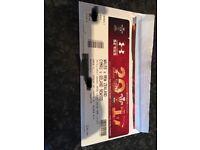 1 wales v New Zealand ticket