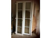 Double Glazed French Door 3 years old
