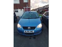 VOLKSWAGEN POLO MATCH 80 AUTOMATIC 58 PLATE//FULL SERVICE HISTORY//34 k ON CLOCK//£2500