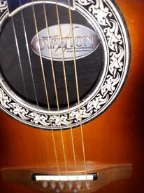 USA OVATION LEGEND LEFT HANDED