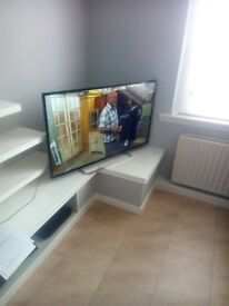 50inch Panasonic smart 4k TV with sky Q