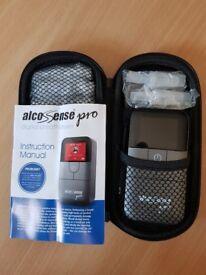 Alco sence pro breathalyser