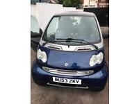 Smart car fortwo. Quick sale. Must go ASAP need gone