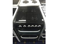 New Ex-Display Cannon by Hotpoint CH50GCIK0 50cm Gas Cooker - Black £299