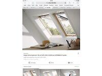 VELUX WINDOW 94 by 160