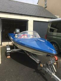 Fletcher SpeedBoat