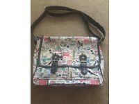 Claire's accessories school bag