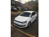 VW Volkswagen Polo 1.2 TDI Diesel in White FINANCE AVAILABLE
