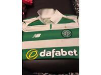 Size 8 ladies Celtic top