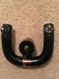 Xbox 360 Official Wireless Speed Wheel Controller