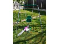 Childs swing