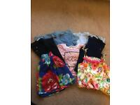 Bundle of girls size 9 clothes