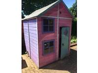 Child's Wooden Wendy House