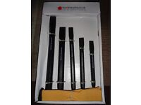 26 stone chisel sets brand new and boxed