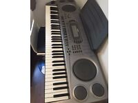 Keyboard with 76 full keys - Casio WK 1800 And STAND Collection N12