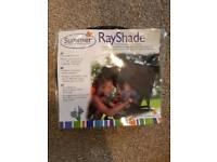 Ray Shade Sun shade for pushchair