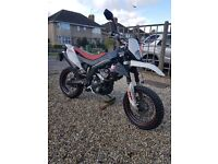 Derbi senda drd 125cc sm learner legal supermoto