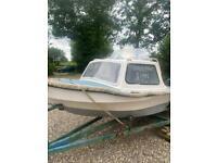 Deejon 14 ft boat