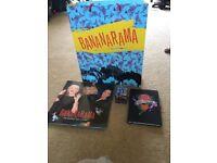 Bananarama 2017 merchandise