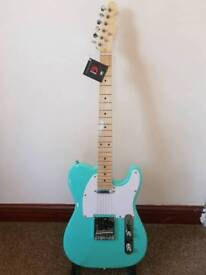 Telecaster style electric guitar - brand new