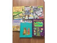 Variety of cheap books