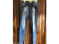 Women's jeans and shirt